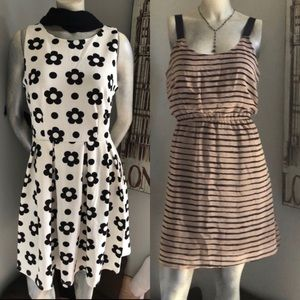 *$* 2 Adorable dresses! One great price!